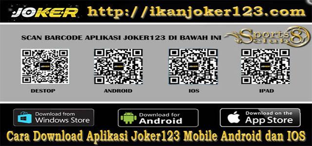 Panduan Download APK Joker123 Casino Live Online
