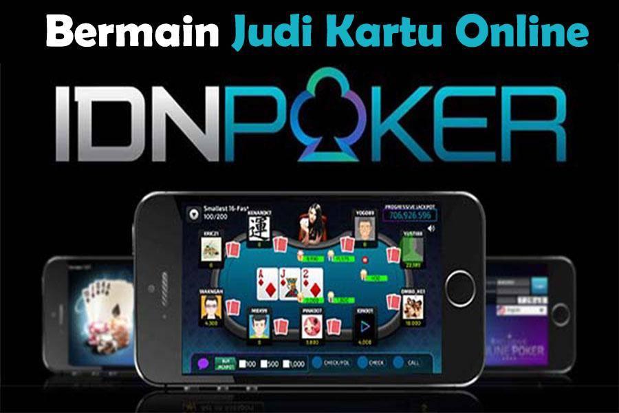 IDN Poker Pilihan Tepat Bermain Judi Kartu Online